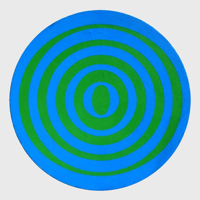 , 'Circular 1,' 1968, GALERÍA JOSÉ DE LA MANO