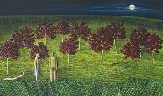 Helen Flockhart, 'Orchard', 2017, Arusha Gallery