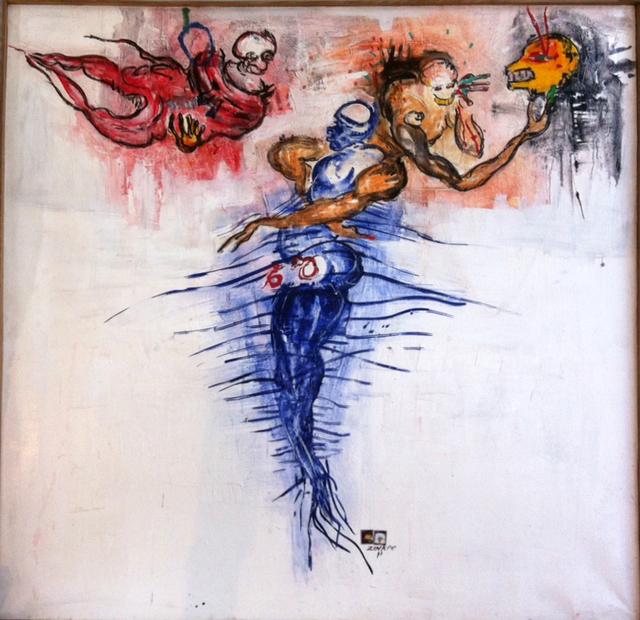 , 'Complicité,' 2011, In Situ - Fabienne Leclerc