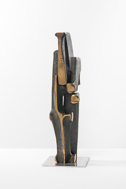, 'Formes debout XVIII,' 1981, La Patinoire Royale / Galerie Valerie Bach