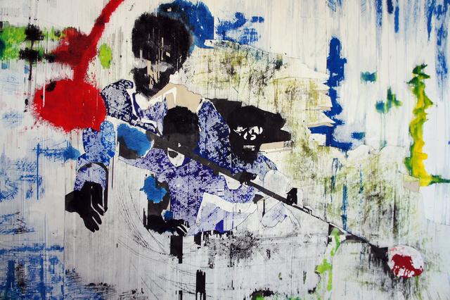 , 'We dem boyz,' 2015, Tiwani Contemporary