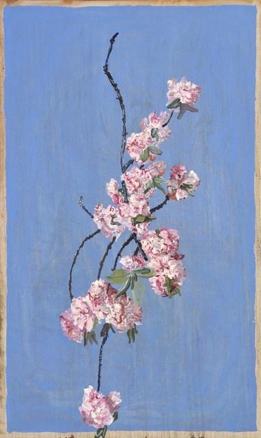 , 'Kirschzweige,' 2013, Flowers