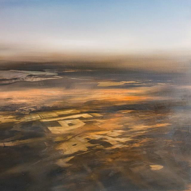 , 'AUS DER DISTANZ ,' 2017, Galerie Klinger & Me