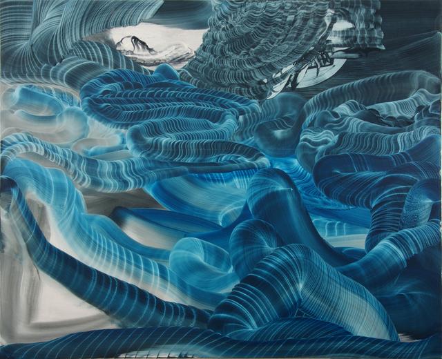 , 'Watery Light,' 2017, Pierogi
