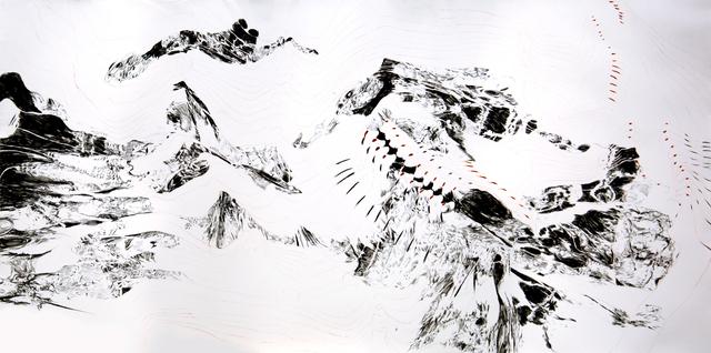 Tuguldur Yondonjamts, 'Echidna In The Permafrost #5', 2016, Richard Taittinger Gallery