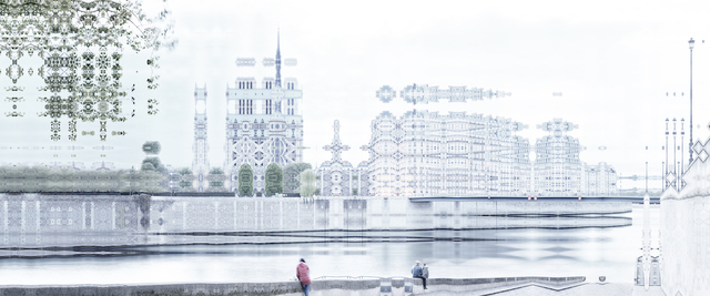 , 'Notre Dame de Paris,' 2012, K + Y Gallery