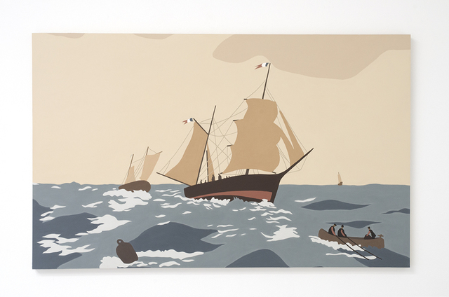 , 'Voyage,' 2013, Christopher Grimes Gallery