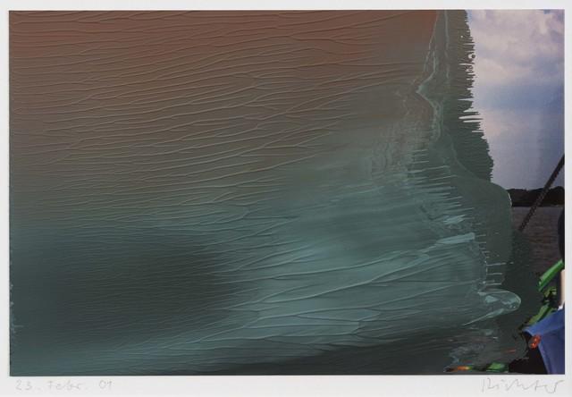 , '23 February 01,' 2001, Repetto Gallery