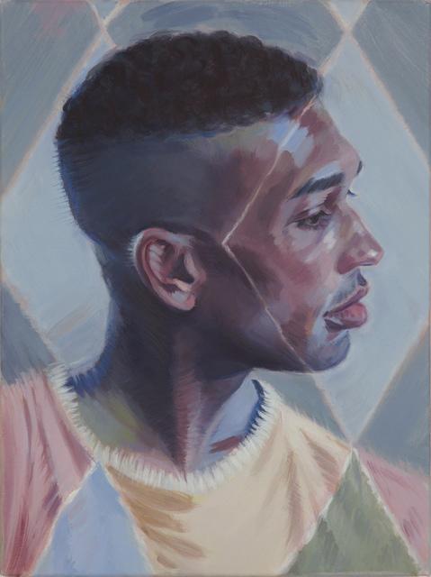 , 'The Onlooker,' 2017, MULHERIN