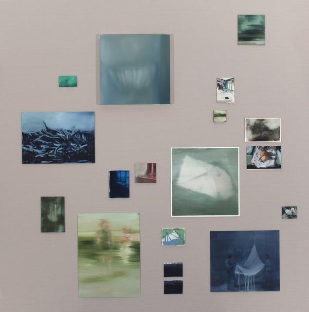 , 'Constellation II,' 2017, Barnard Gallery