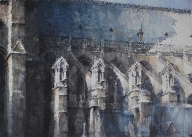 , 'Notre Dame, Paris ,' , Eckert Fine Art