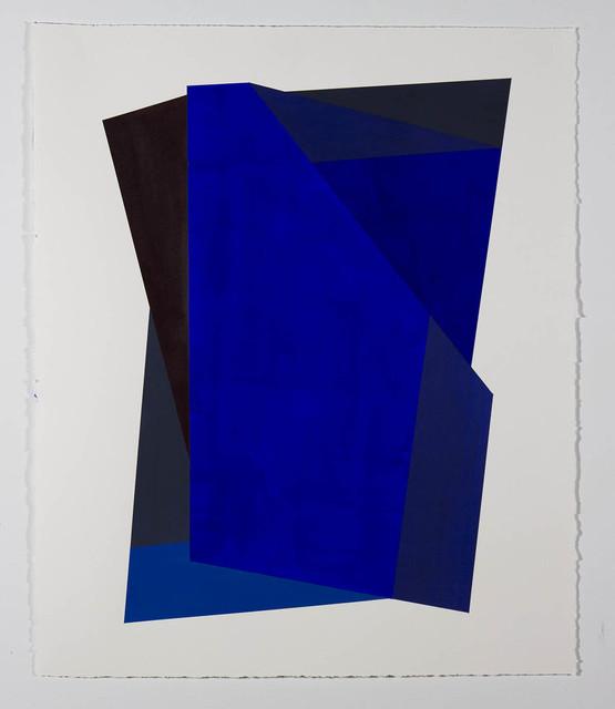 , 'Crease,' 2916, Galleri Urbane