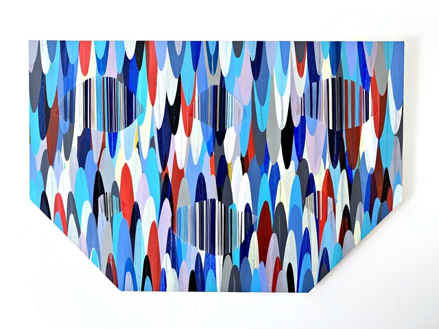 , 'POEMES LXXV,' 2019, Michele Mariaud Gallery