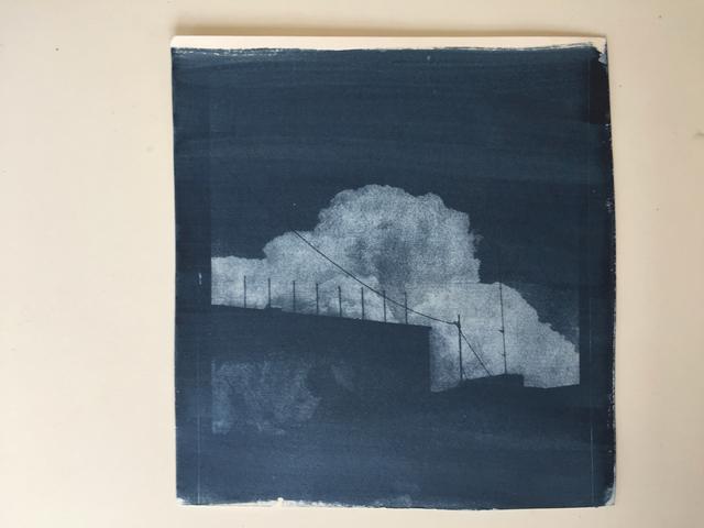 , 'El pintor de nubes,' 1999, Sala Parés