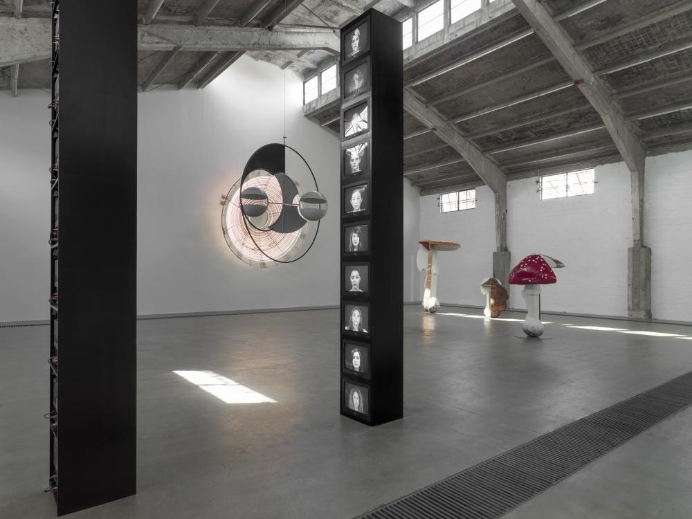 "general view ""Method"", Galleria Continua, Beijing"