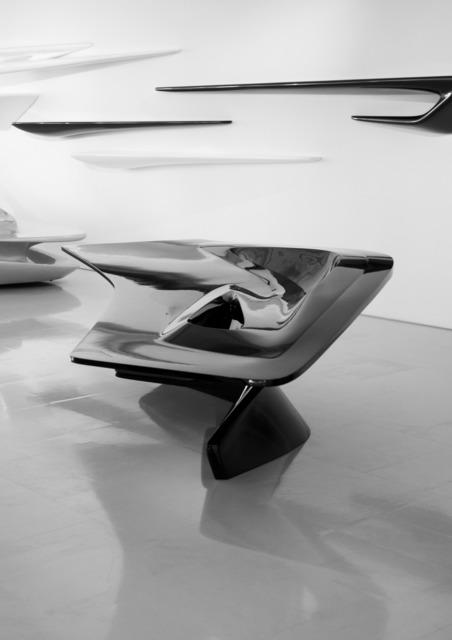 , 'Seoul Desk,' 2008, Leila Heller Gallery