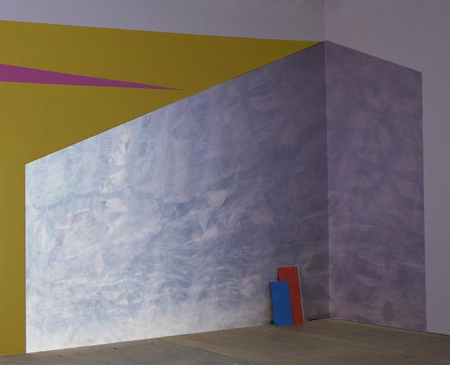 , 'Tesserae 07,' 2017, Johannes Vogt Gallery