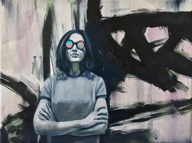 , 'Stereoscopic,' 2017, Charlie Smith London