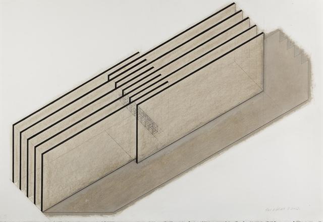 """, '""""Fortress 10"""" ,' 2011, Krokin Gallery"""
