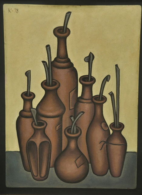 , 'Still Life with Eight Vases,' 1978, GALLERY SHCHUKIN