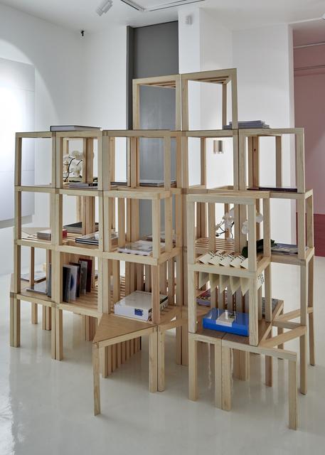 , 'La decoraduría,' 2018, Galería Hilario Galguera