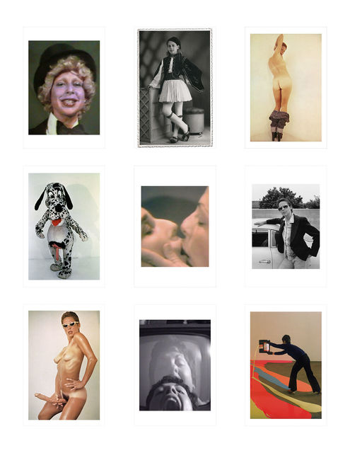 , 'SELF,' Various dates 1970-76  Published 2010, Cheim & Read