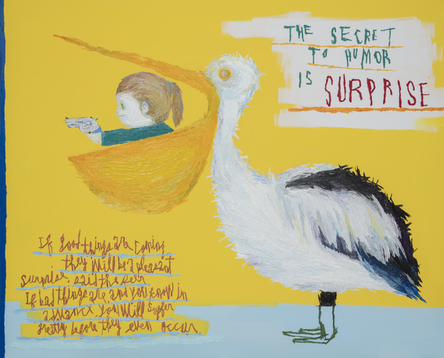 Woo Kuk Won, 'Surprise ', 2017, g.gallery