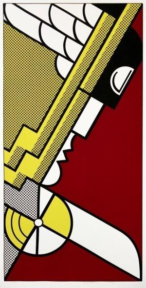 , 'Salute to Aviation,' 1968, Eckert Fine Art