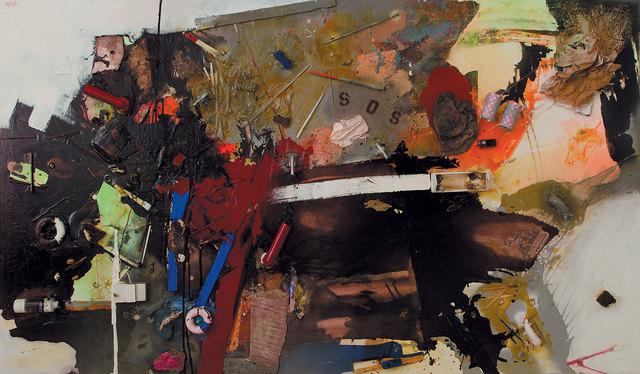 , 'Battlefield,' 2011, Weinstein Gallery