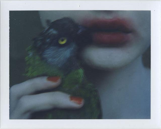 , 'a bouche perdue,' 2000, Galerie Commeter / Persiehl & Heine