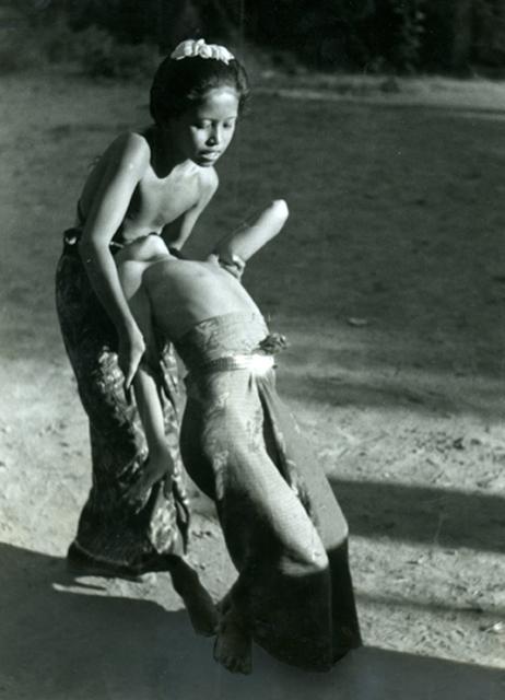 , 'Two Balinese Children Dancing c 1930,' 1930s, Michael Hoppen Gallery