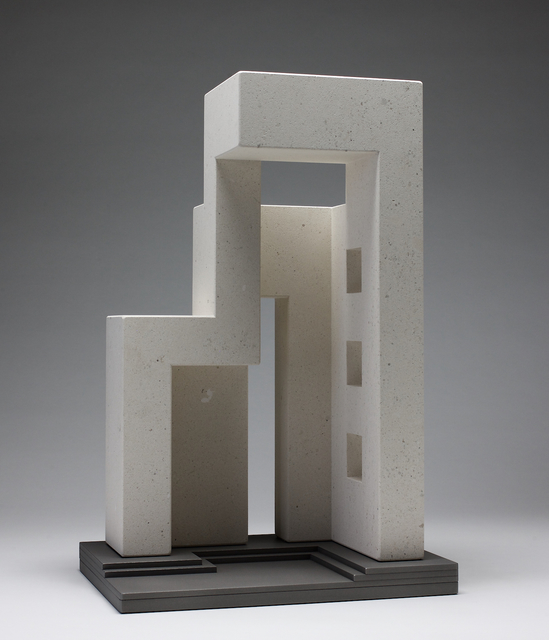 , 'Edifice No. 18,' 2018, William Havu Gallery