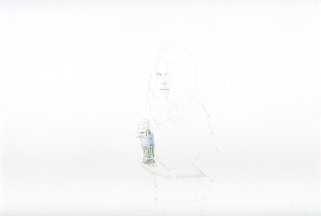 , 'María con Cocacola,' 2012, Victor Lope Arte Contemporaneo