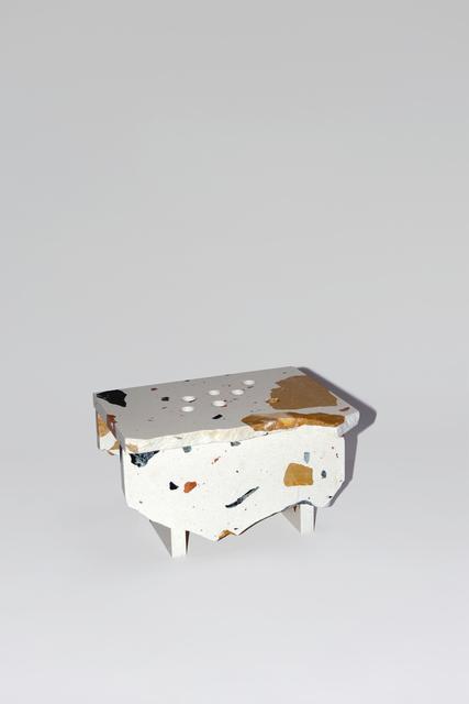 Max Lamb, 'Marmoreal Scrap Scrap Vase No. 6', 2014, Cultured Magazine