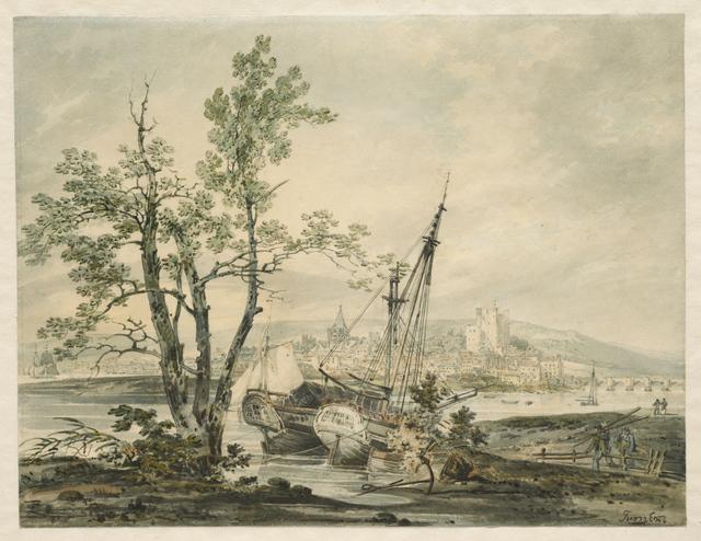 , 'Rochester,' 1793, Clark Art Institute