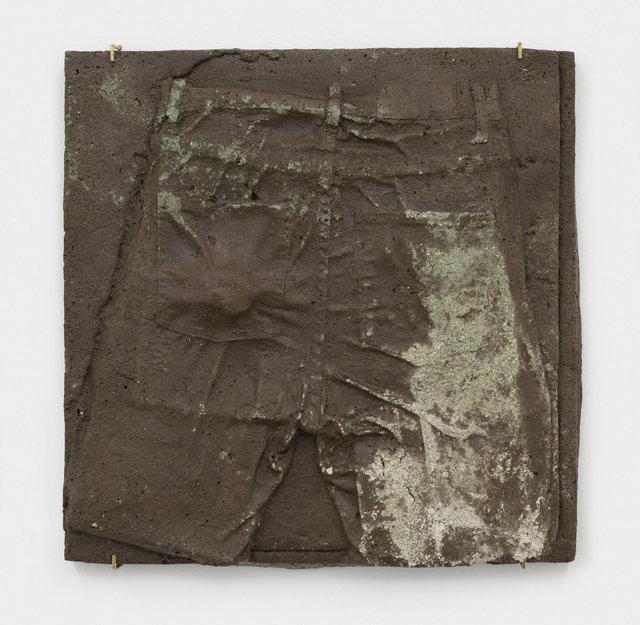 , 'Handhold 2,' 2016, Galerie Martin Janda