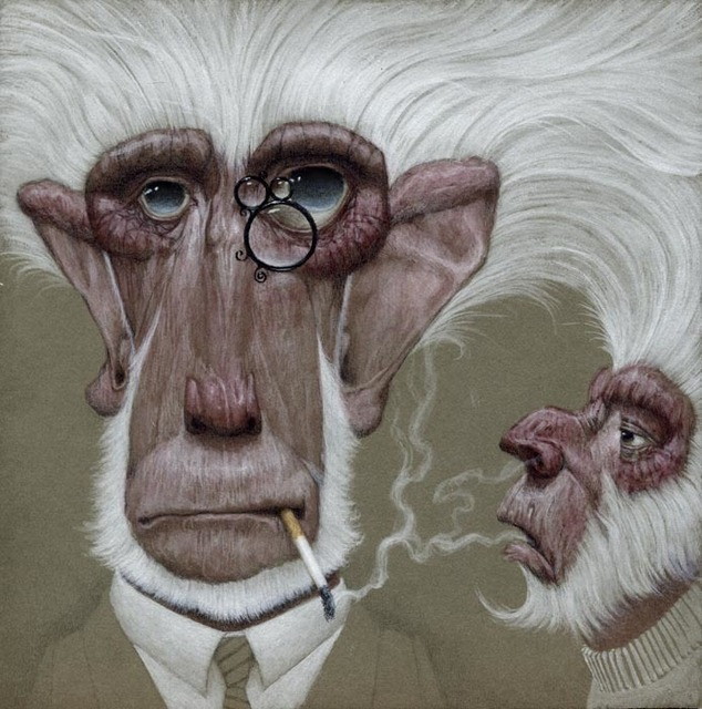 , 'Trinocle Secondhand Smoke,' 2016, AFA Gallery