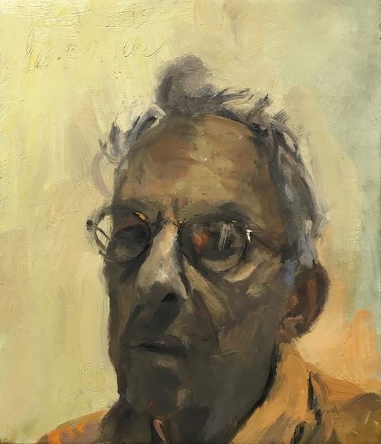 George Nick, 'Self Portrait 1 Oct 2015', 2015, Gallery NAGA