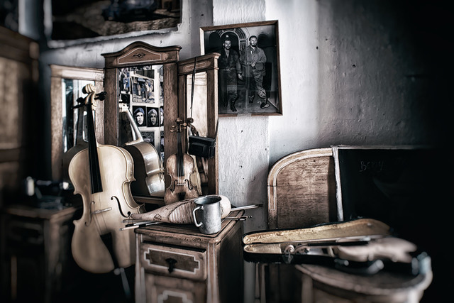 , 'Sanctioned Music Room,' 2013, The Perfect Exposure Gallery