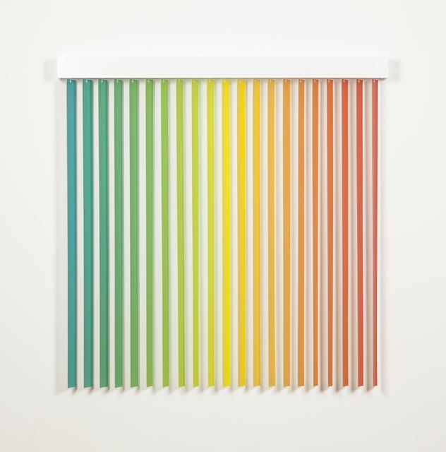 , 'Parallel Study 7,' 2015, Mirus Gallery