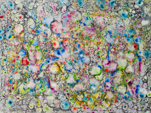 , 'Spring Mix,' 2015, Denis Bloch Fine Art
