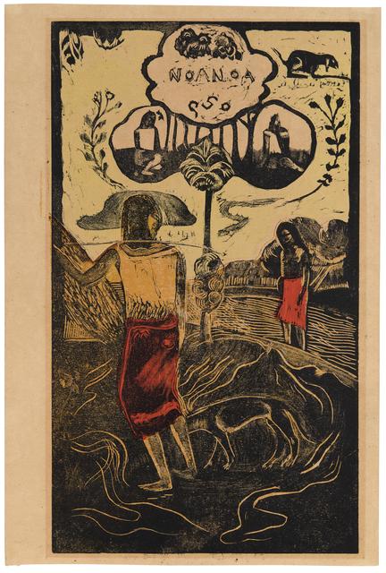 , 'Noa Noa (Embaumé Embaumé),' , David Tunick, Inc.