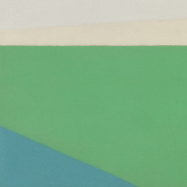 , 'Untitled (Green/Blue),' 2015, Berry Campbell Gallery