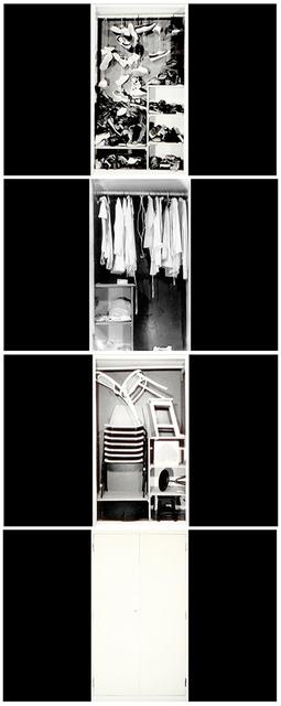 , 'Eu armário de mim,' 1975, Galeria Jaqueline Martins
