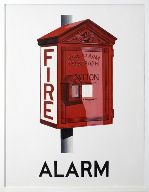 , 'Alarm,' 1964, ESSEX STREET