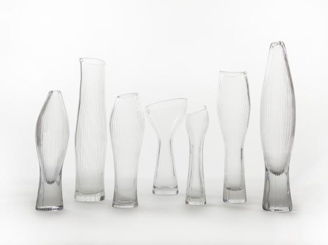 , 'Line-cut vases,' 1950s, Gallery Lemmetti