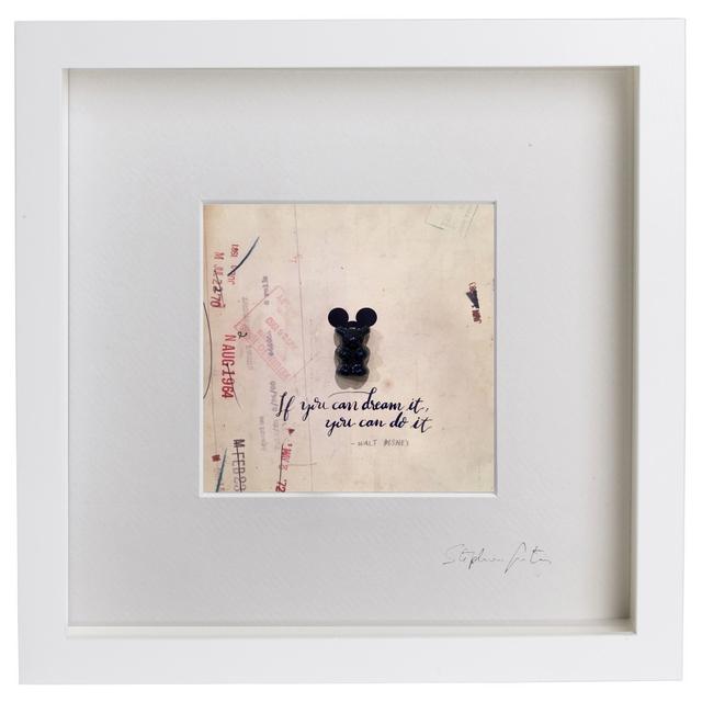 , 'Ceci n'est pas un soulier,' 2017, Markowicz Fine Art