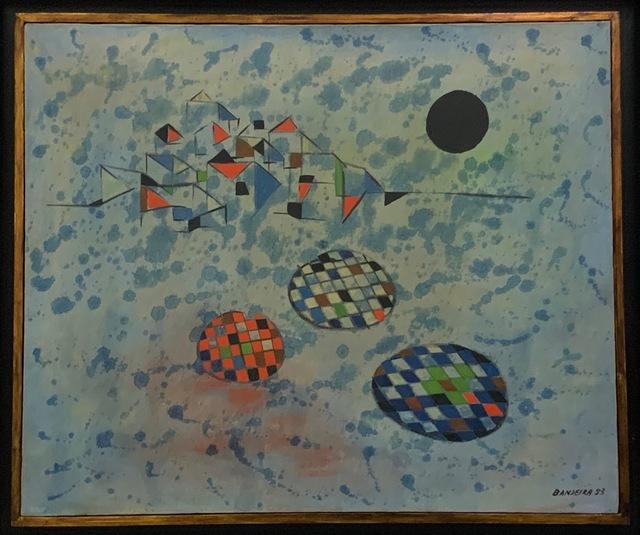Antônio Bandeira, 'Natureza morta plena de sol', 1953, Painting, Acrylic on canvas, Dan Galeria