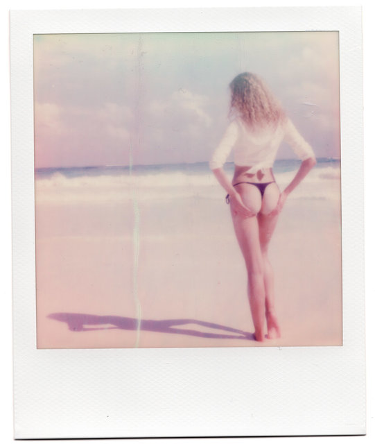 , 'Untitled (Beach Bum),' 2018, Roman Fine Art