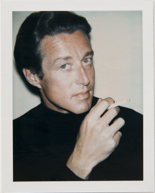 Andy Warhol, 'Andy Warhol, Polaroid Portrait of Halston', 1974, Hedges Projects
